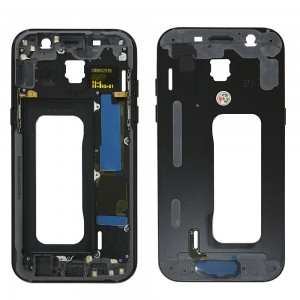 Samsung Galaxy A5 2017 A520 - Chassis Middle Frame Black