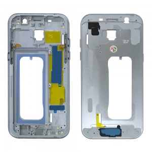 Samsung Galaxy A5 2017 A520 - Chassis Middle Frame Silver