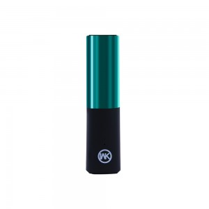 Power Bank Lipstick Style - 2400mAh Blue