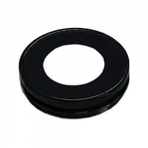iPhone 7 - Camera Lens With Frame Black