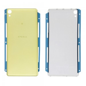 Sony Xperia XA Ultra F3213 - OEM Battery Cover Yellow