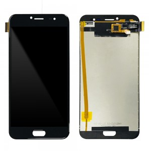 ULEPhone T1 - Full Front LCD Digitizer Black