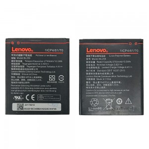 Lenovo Vibe K5 - Battery 1ICP4/61/70 2750mAh 10.5Wh