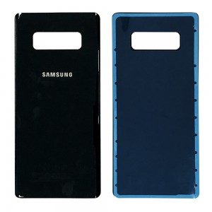 Samsung Galaxy Note 8 N950 - Battery Cover with Adhesive Black