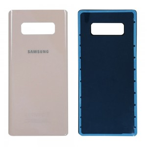 Samsung Galaxy Note 8 N950 - Battery Cover with Adhesive Pink