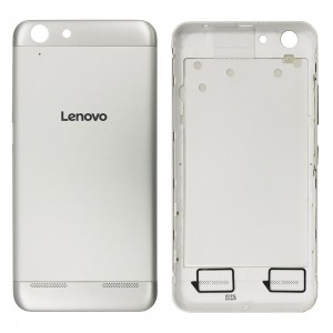 Lenovo Vibe K5 - Back Housing Cover Silver