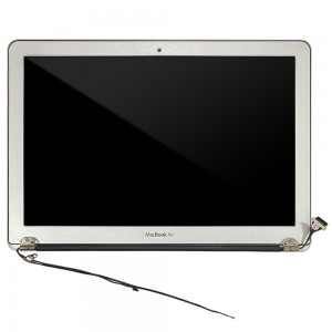 Macbook Air 13 inch A1466 (MID 2012) - Full Front LCD with Housing Silver