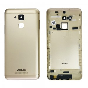 Asus Zenfone 3 Max ZC520TL - Back Housing Cover Gold