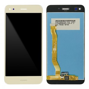 Huawei Ascend P9 Lite mini / Y6 Pro 2017 - Full Front LCD Digitizer Gold