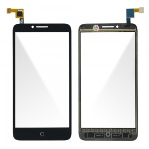 Alcatel One Touch Pop 3 (5.5) - Front Glass Digitizer Black