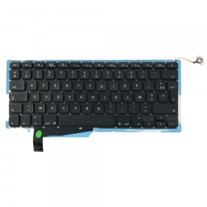 Macbook Pro 15 inch A1286 2008 - French Keyboard FR Layout with Backlight