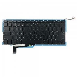 Macbook Pro 15 inch A1286 2008 - American Keyboard US Layout with Backlight