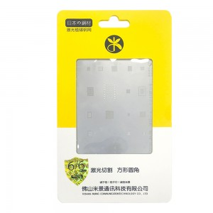 iPhone 6 / 6 Plus - Mijing High Precision Reballing Template A0180280