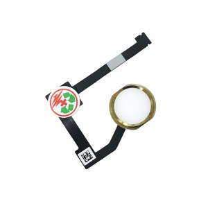 iPad Mini 4 - Home Button Flex Cable Gold