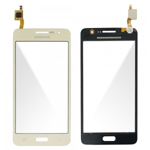 Samsung Galaxy Grand Prime G531F - Front Glass Digitizer Gold