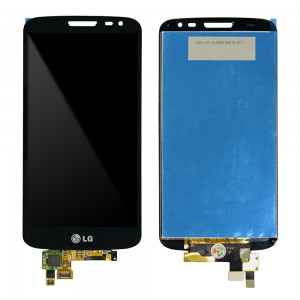 LG G2 Mini D618 - Full front LCD Digitizer Black