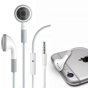 OEM APPLE 3.5mm In-Ear Headset with Remote Mic