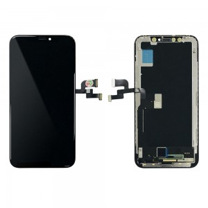 iPhone X - OEM Full Front OLED Digitizer Black