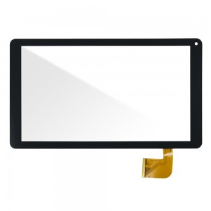 Universal 10.1 inch - Front Glass Digitizer FX-C10.1-213-V1 Black