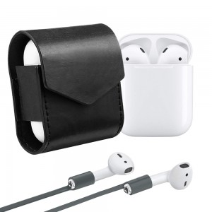 WiWU - Lanyard & Case for AirPods
