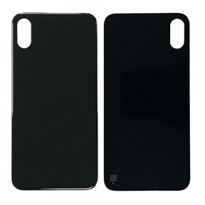 iPhone X - OEM Battery Cover Black