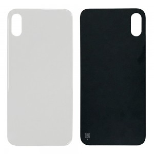 iPhone X - OEM Battery Cover White