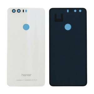 Huawei Honor 8 - Battery Cover with Adhesive White
