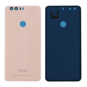 Huawei Honor 8 - Battery Cover with Adhesive Pink
