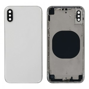 iPhone X - Back Housing Cover White