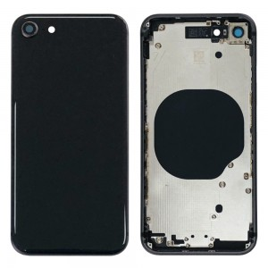 iPhone 8 - Back Housing Cover Black