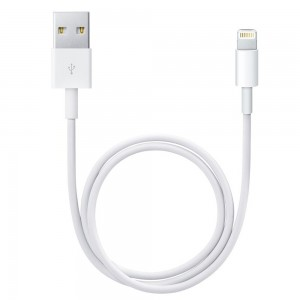 iPhone 5 / 6 - OEM Lightning to USB Cable (1m)