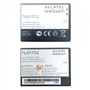 Alcatel Vodafone Smart Speed 6 VF-795 - Battery TLi017C2 1780mAh 6.77Wh