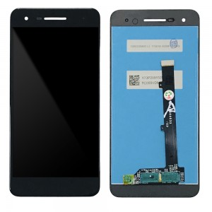 Vodafone Smart V8 VDF-710 - Full Front LCD Digitizer Black