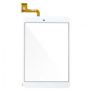 MEO 2.0 ZTE E8Q - Front Glass Digitizer White