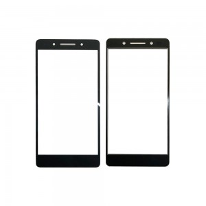 Huawei Honor 7 - Front Glass Black