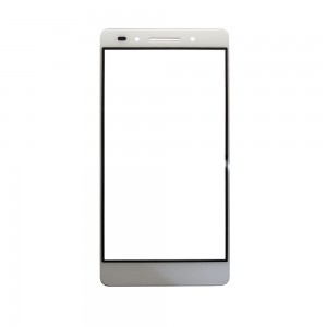 Huawei Honor 7 - Front Glass White