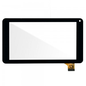 Universal 7 inch - Front Glass Digitizer Black FPC-TP070215 (708B)-P8 Energy Neo