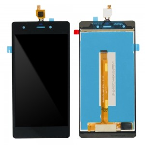 Wiko Pulp - Full Front LCD Digitizer Black