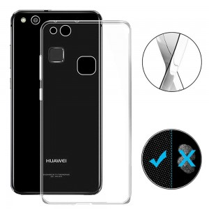 Huawei P10 Lite - Air Cushion TPU Gel Case