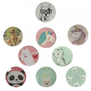 PopSocket - Animal Pattern With Clip