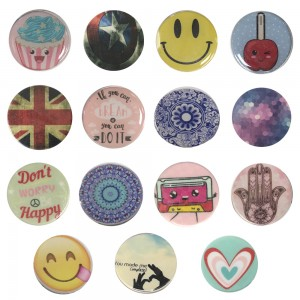 PopSocket - Pattern Printing With Clip