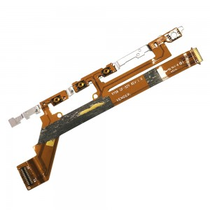Sony Xperia M2 - Power + Volume Buttons Flex Cable