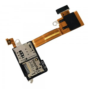 Sony Xperia M2 - Sim + Micro SD Flex Cable