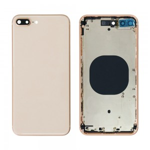 iPhone 8 Plus - Back Housing Cover Gold