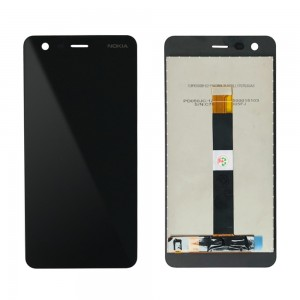 Nokia 2 TA-1029 - Full Front LCD Digitizer Black