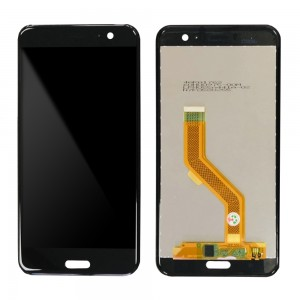 HTC U11 - Full Front LCD Digitizer Black