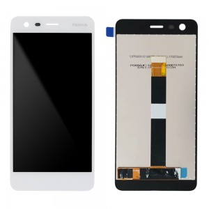 Nokia 2 TA-1029 - Full Front LCD Digitizer White