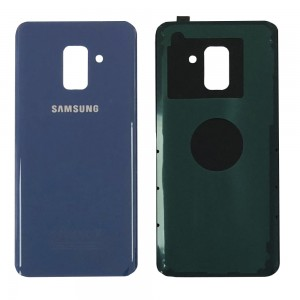 Samsung Galaxy A8 (2018) A530 - Battery Cover with Adhesive Blue