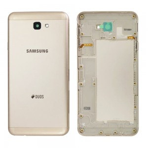 Samsung Galaxy J7 Prime G610 - Back Housing Cover Gold