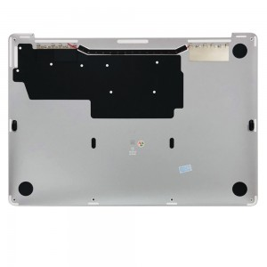 Macbook Pro 13 inch A1708 2016-2017 - Back Housing Cover Grey